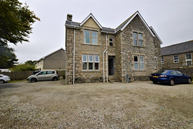 Thumbnail Flat for sale in New Road, Troon, Camborne, Cornwall