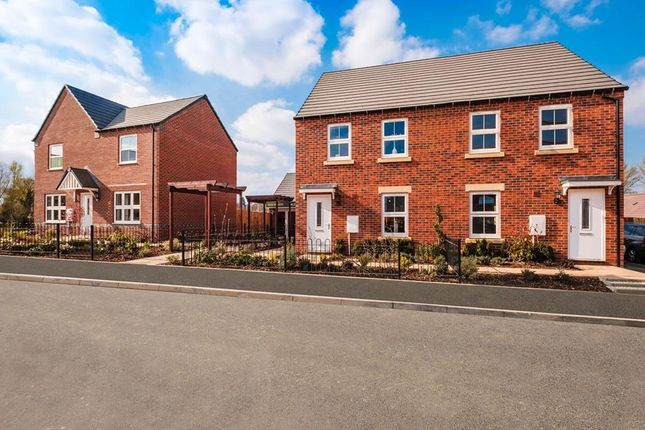 "Thumbnail End terrace house for sale in ""Maidstone"" at Bankside, Banbury"
