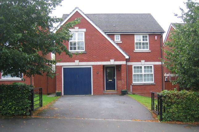 Thumbnail Detached house to rent in Leander Way, Plymouth