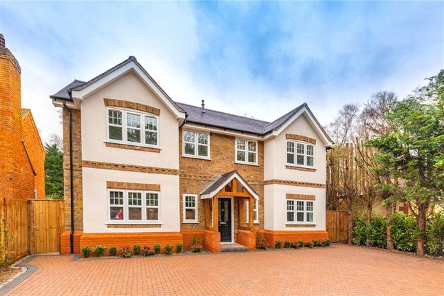 Thumbnail Detached house for sale in Nine Mile Ride, Wokingham, Berkshire