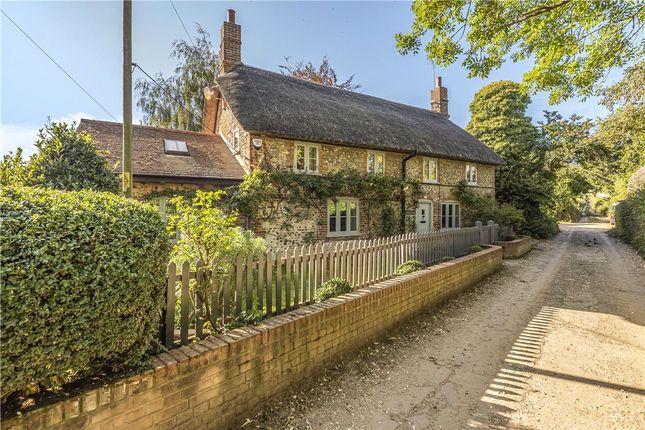 Thumbnail Detached house for sale in Hod Drive, Stourpaine, Blandford Forum, Dorset