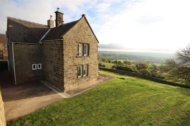 Thumbnail Detached house to rent in Mount Pleasant Farm, Shuckstone Lane, Matlock
