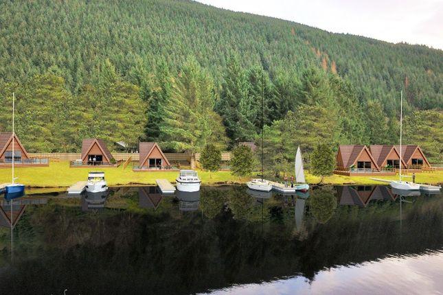 Thumbnail Lodge for sale in Invergarry Lodges, South Lagan, Spean Bridge PH34 4Ea
