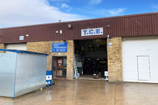 Thumbnail Light industrial for sale in Riverside Industrial Estate, Bridge Road, Littlehampton, West Sussex