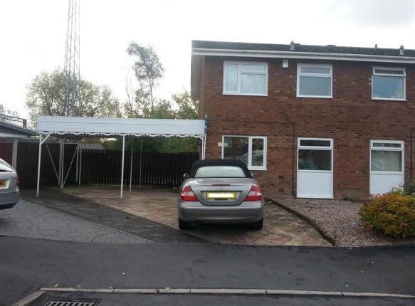 Thumbnail Semi-detached house to rent in Walcot Drive, Birmingham