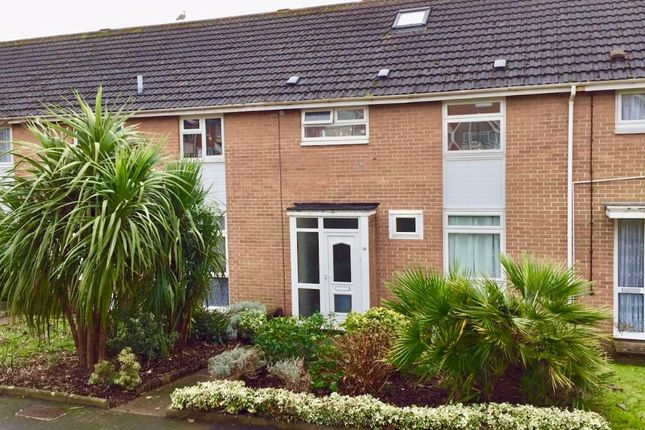 Thumbnail Terraced house to rent in Marypole Walk, Exeter