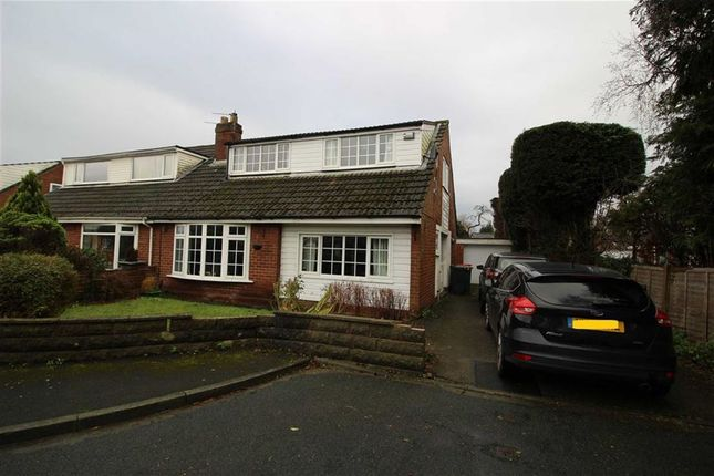 Thumbnail Semi-detached bungalow to rent in Newbury Close, Fulwood, Preston