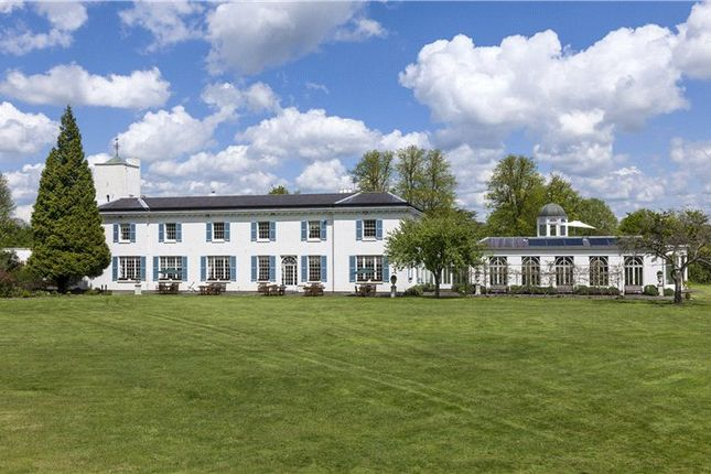 Thumbnail Equestrian property for sale in Ranmore Common, Dorking, Surrey