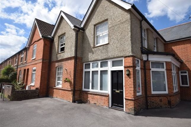 Thumbnail Terraced house to rent in Queens Road, Basingstoke