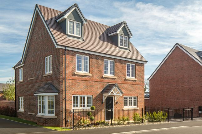 Thumbnail Detached house for sale in Hob Lane, Burton Green, Kenilworth
