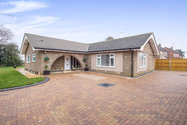 Thumbnail Detached bungalow for sale in Silvertree Way, West Winch, King's Lynn