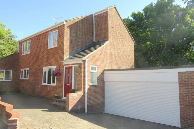 Thumbnail Detached house for sale in Nash Road, Royston