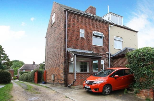 Thumbnail Semi-detached house for sale in Highfield Lane, Chesterfield, Derbyshire