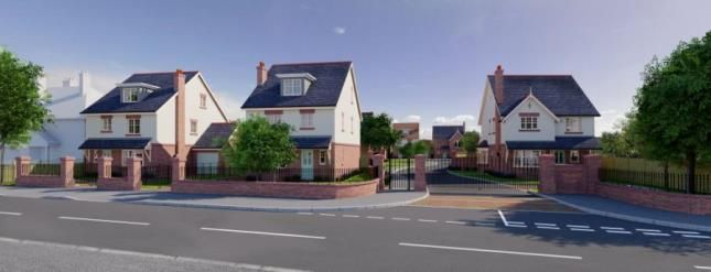 Thumbnail Detached house for sale in Minshull Court, Chesterfield Road, Crosby, Liverpool