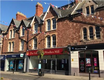Thumbnail Retail premises for sale in 12 The Parade, Minehead, Somerset