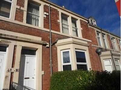 Thumbnail Flat for sale in Brighton Grove, Arthurs Hill, Newcastle Upon Tyne