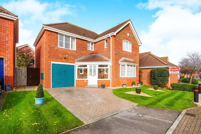 Thumbnail Detached house for sale in Quarry Way, Emersons Green, Bristol