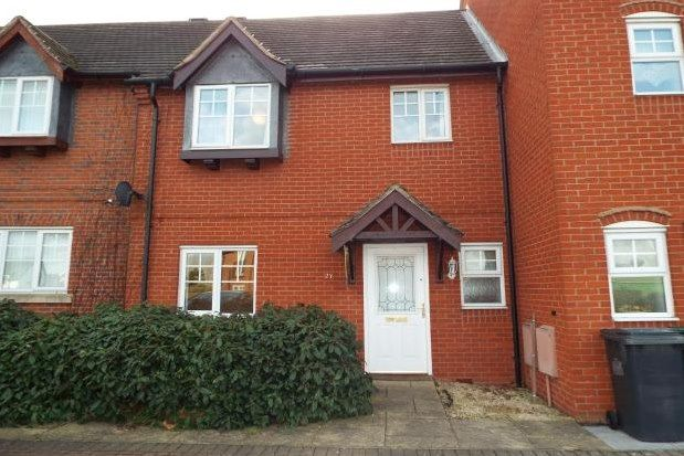 Thumbnail Town house to rent in Overseal, Swadlincote