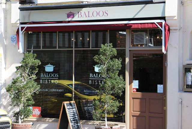 Restaurant/cafe for sale in High Street, Steyning