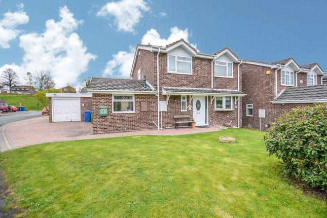 Thumbnail Detached house for sale in Grindsbrook, Wilnecote, Tamworth