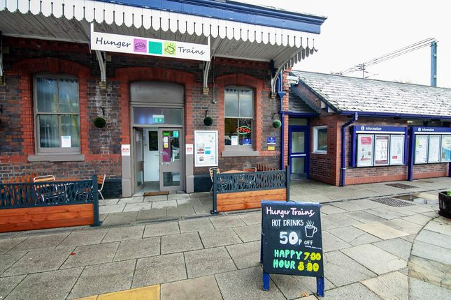 Thumbnail Retail premises for sale in Station Road, Wilmslow