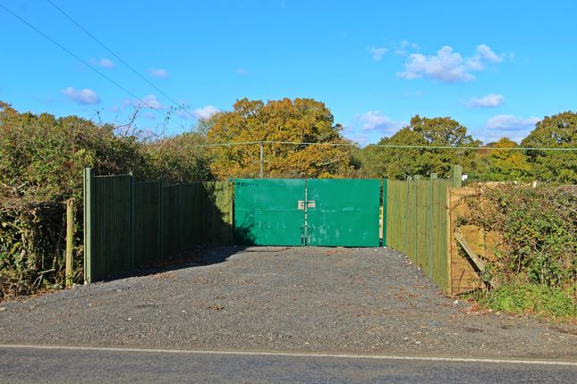 Thumbnail Land for sale in Forest Road, Worlds End, Hambledon, Waterlooville