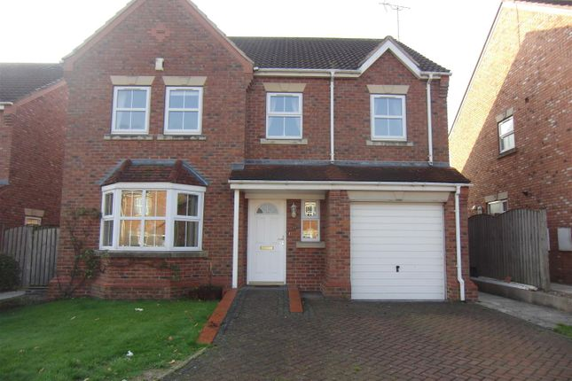 Thumbnail Detached house to rent in Maple Close, South Milford, Leeds