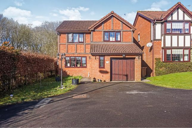 Thumbnail Detached house for sale in Bryn Derw, Blackwood