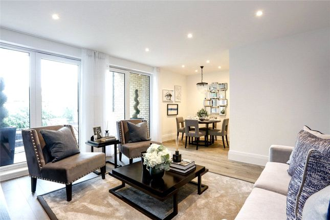 Thumbnail Flat for sale in Worple Road, Wimbledon, London