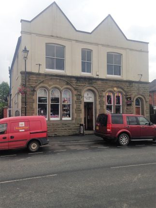Retail premises to let in Corvedale Road, Craven Arms