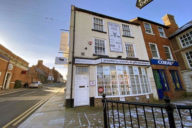 Thumbnail Retail premises for sale in High Street, Congleton, Cheshire