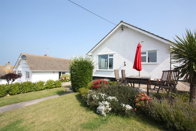 Thumbnail Detached bungalow to rent in Lewarne Road, Newquay