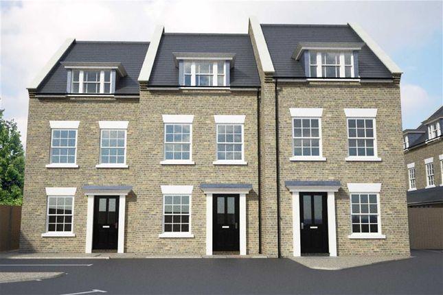 Thumbnail Town house for sale in Heverlock Gardens, Hertford, Herts