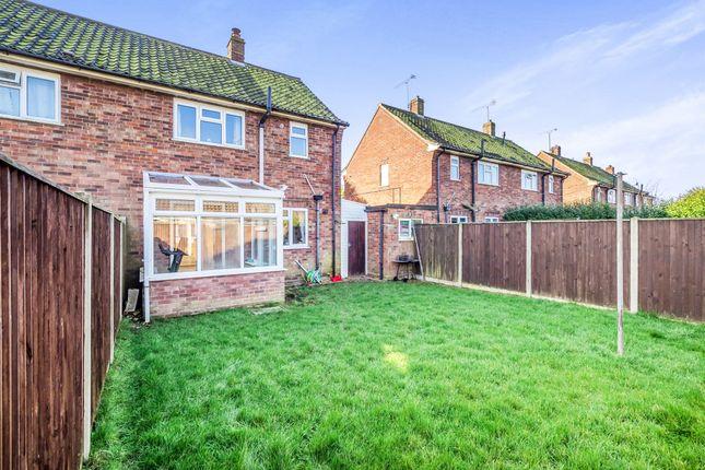 Thumbnail Semi-detached house for sale in Edinburgh Road, Holt