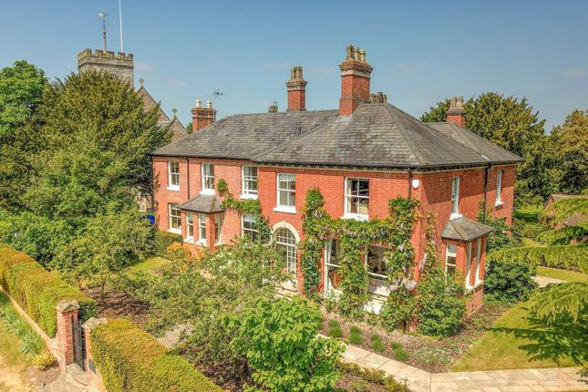 Thumbnail Detached house for sale in Church Road, Claverdon, Warwick