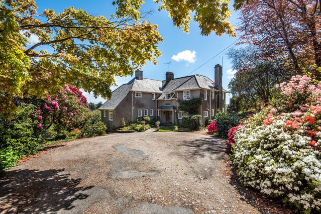 Thumbnail Detached house for sale in Constantine, Falmouth