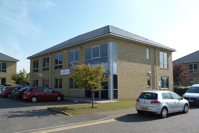 Thumbnail Office to let in Ground Floor, 12 Meridian Way, Meridian Park, Norwich