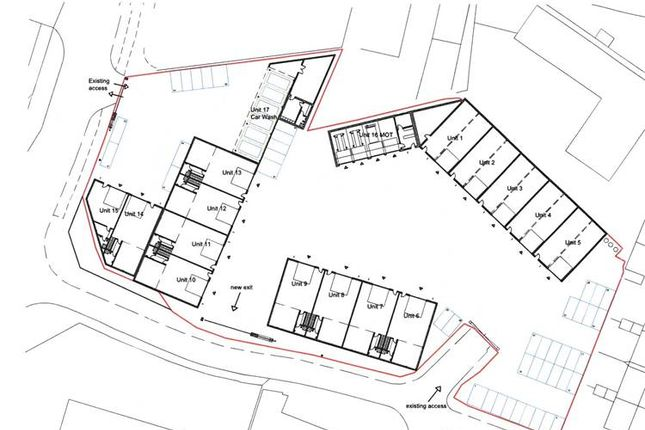 Thumbnail Land for sale in Thirsk Place, Derby