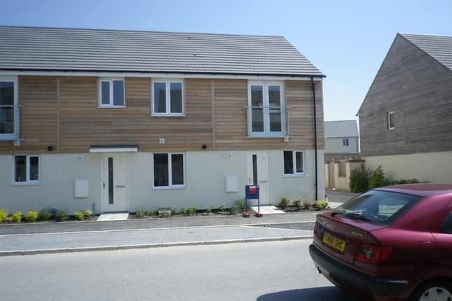 Thumbnail Property to rent in Samuel Bassett Avenue, Plymouth