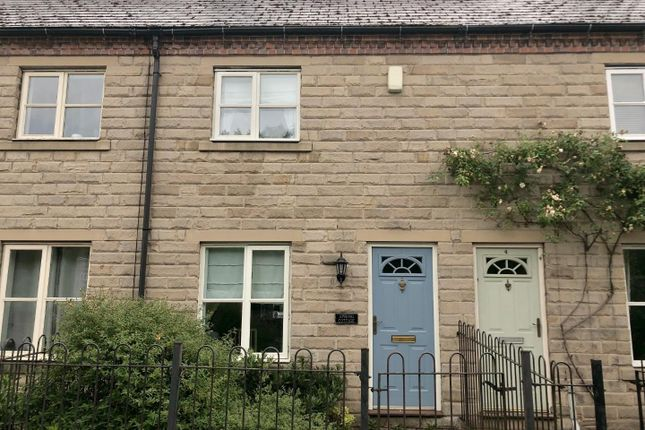 Thumbnail 2 bed terraced house for sale in Spring Close, Wirksworth, Matlock