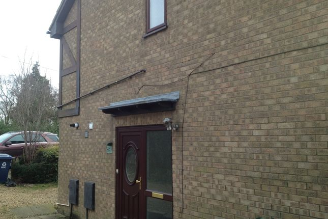 Side View of Herne Road, Ramsey St Mary's, Huntingdon PE26