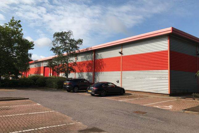 Thumbnail Warehouse to let in Titan Business Centre, Tachbrook Park, Warwick