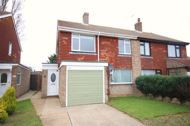 Thumbnail Semi-detached house for sale in Garden Road, Walton On The Naze