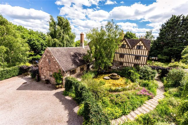 Thumbnail Detached house for sale in Awre, Newnham, Gloucestershire