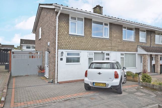 Thumbnail Semi-detached house to rent in Stunning Semi-Detached House, Court Gardens, Newport