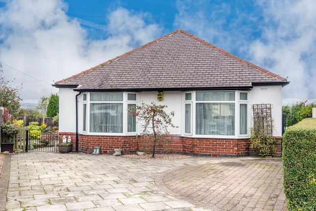 Thumbnail Detached bungalow for sale in Cobnar Drive, Sheffield