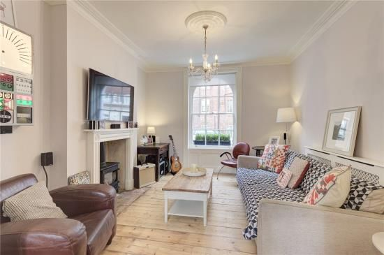 Thumbnail Property for sale in Thanet Street, London