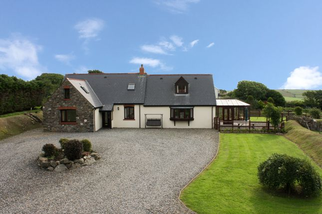 Thumbnail Detached house for sale in Croesgoch, Haverfordwest