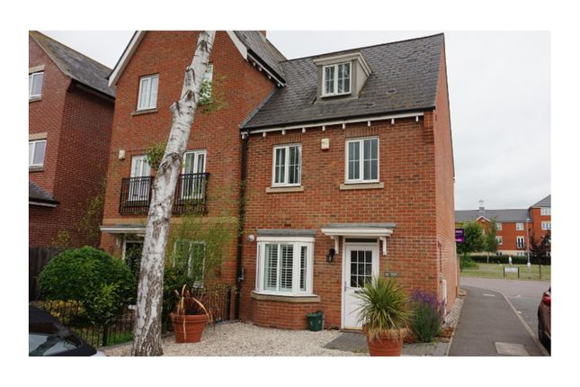 Thumbnail Semi-detached house for sale in Windsor Close, Witham