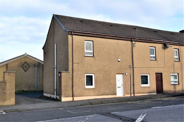 Thumbnail Flat for sale in Main Street, Holytown, Motherwell
